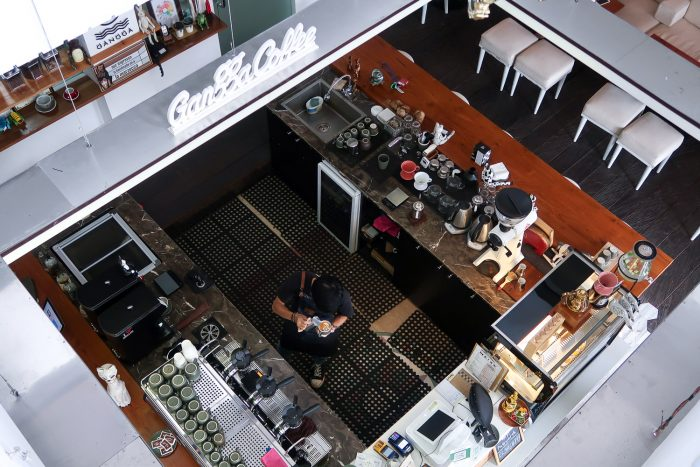 Gangga Coffee Gallery - My Top 12 Speciality Coffee and Brunch Shops in Bali | A Guide of Bali | Mondomulia
