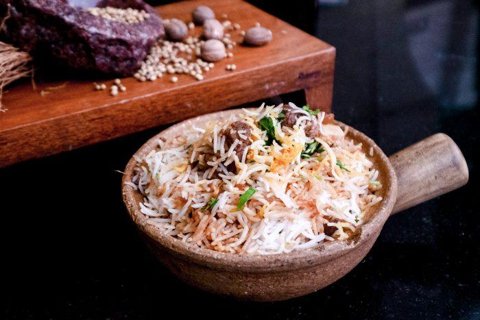 Hyderabadi Biryani | Food Sherpa Trail with ITC Kakatiya Hotel