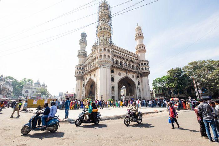 Charminar Mosque | Food Sherpa Trail with ITC Kakatiya Hotel