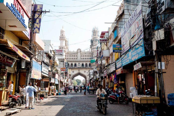 Laad Bazaar and Charminar Mosque in Hyderabad | Food Sherpa Trail with ITC Kakatiya Hotel