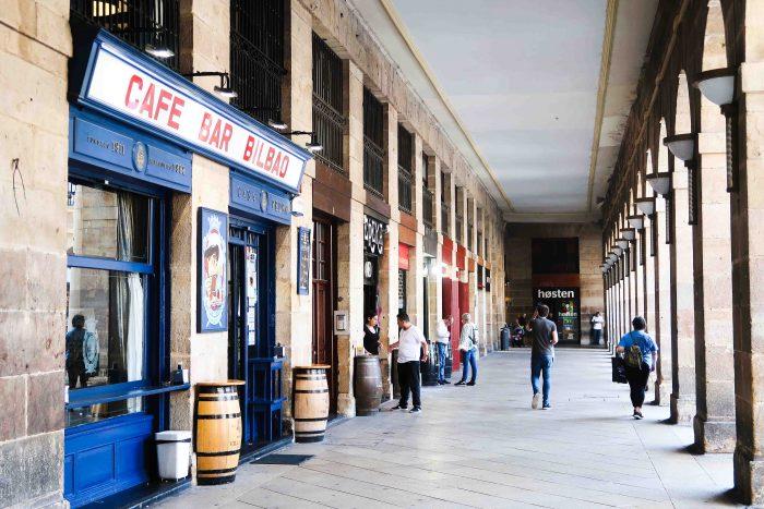 Café Bar Bilbao   A Guide to The Best Pintxos Bars in Bilbao   Mondomulia