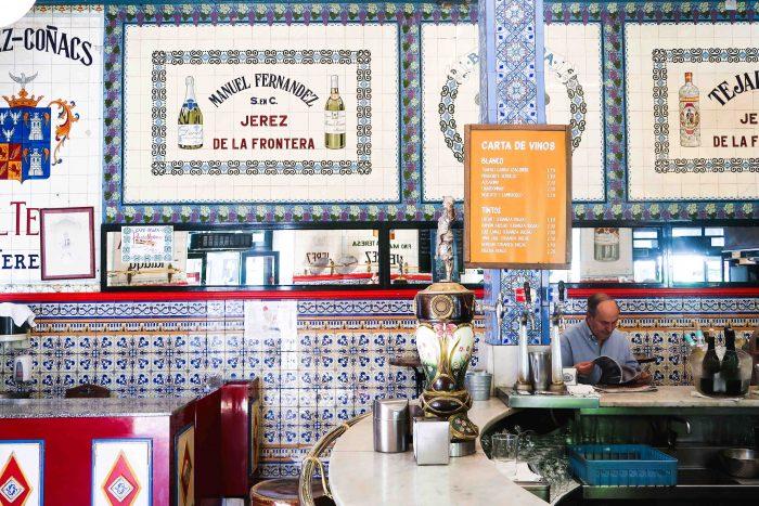 Café Iruña   A Guide to The Best Pintxos Bars in Bilbao   Mondomulia