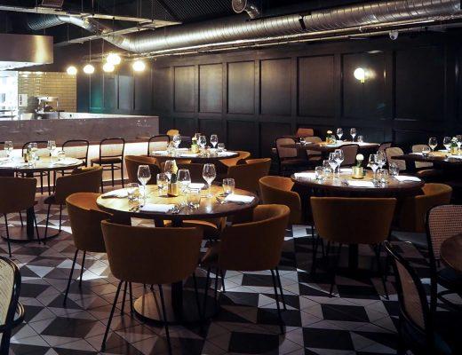Cinnamon Kitchen in Battersea, London