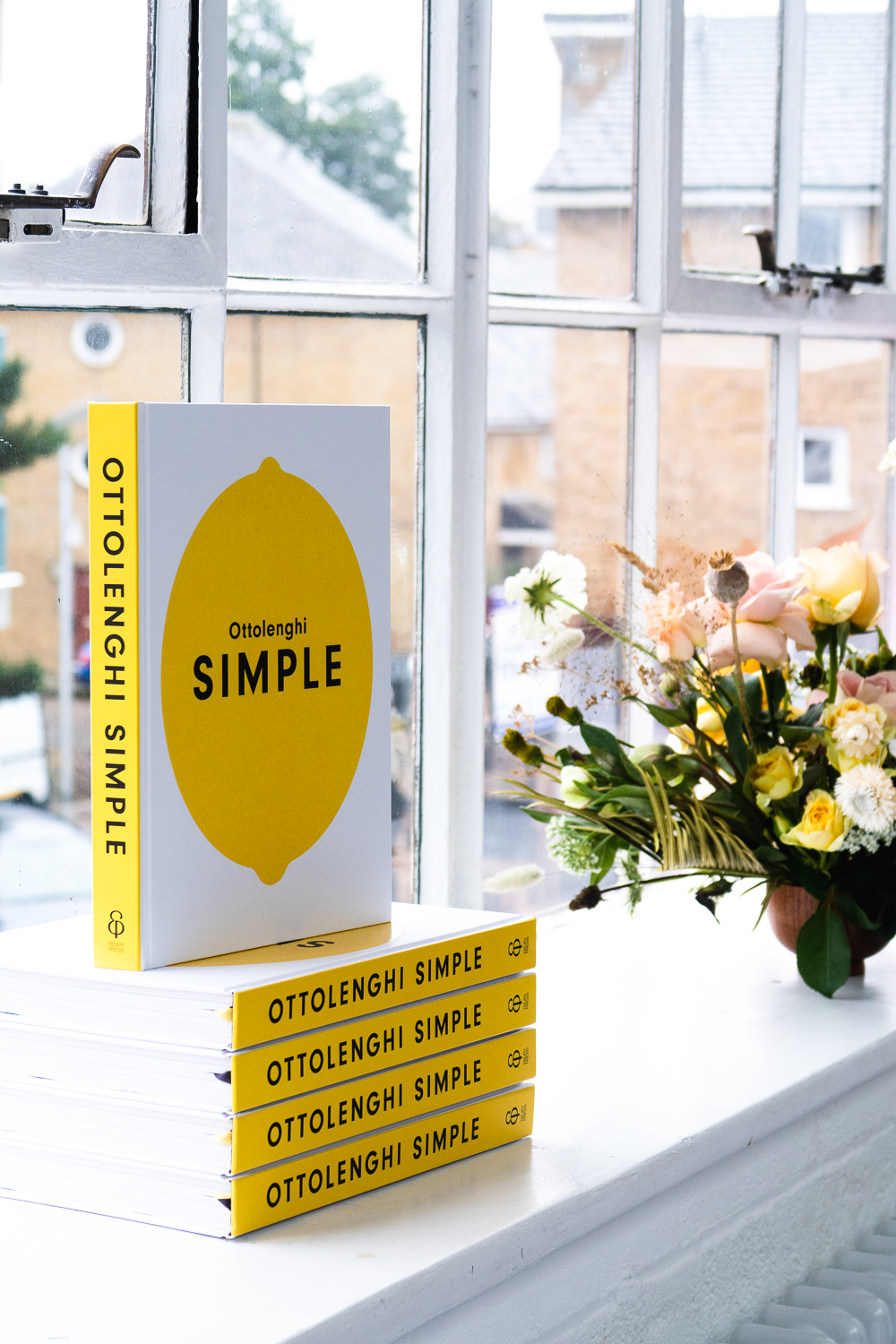 Cookbook Club lunch at Rye London for the launch of Yotam Ottolenghi new book Simple