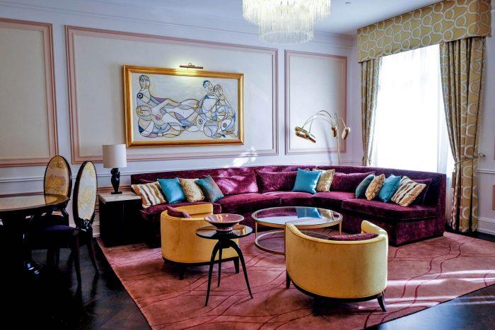 Avant-Garde Suites at Belmond Grand Hotel Europe in Saint Petersburg, Russia