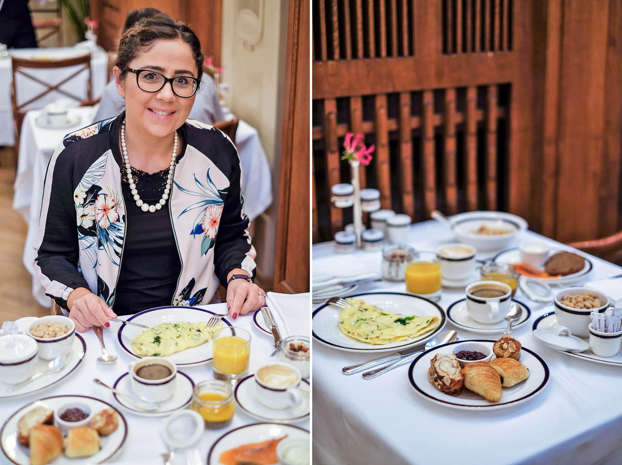 Breakfast at L'Europe Restaurant | Belmond Grand Hotel Europe in Saint Petersburg, Russia #mondomulia