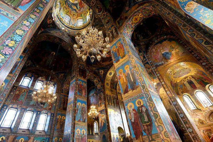 Churchof the Saviour onSpilledBlood in St. Petersburg | Mondomulia