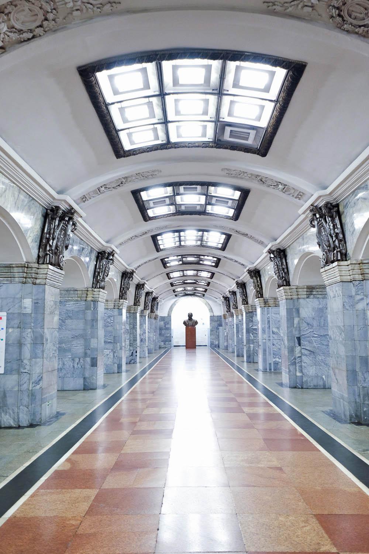 Kirovsky Zavod in Saint Petersburg, Russia