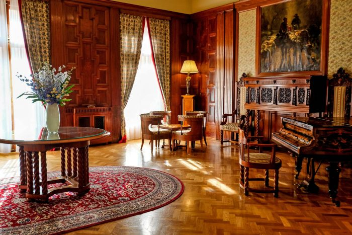 The Music Room at Belmond Grand Hotel Europe in Saint Petersburg, Russia