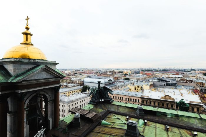 St Isaac's Cathedral, St. Petersburg | Mondomulia