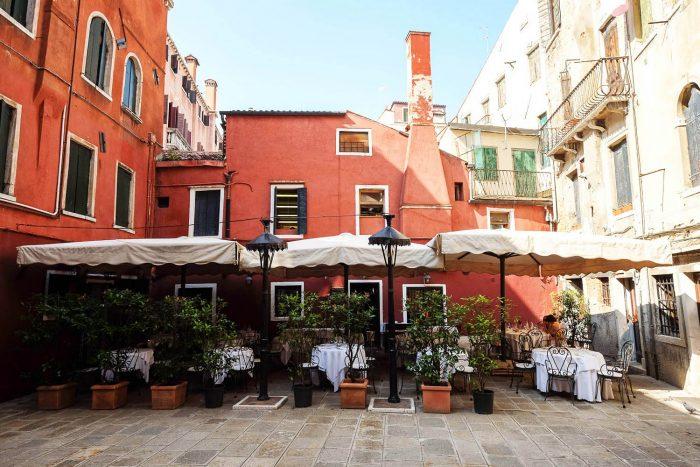 Ristorante Antico Pignoloin Venice, Italy