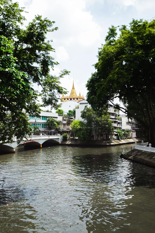 Golden Mount in Bangkok, Thailand | A Four-Day City Guide by Mondomulia