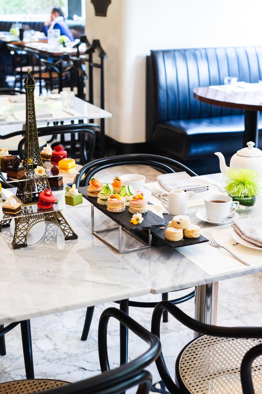 Café Claire at Oriental Residence Bangkok, Thailand