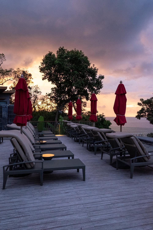 Sunset at The Clubhouse at Amari Phuket, Thailand | How To Spend 3 Amazing Days in Phuket by Mondomulia