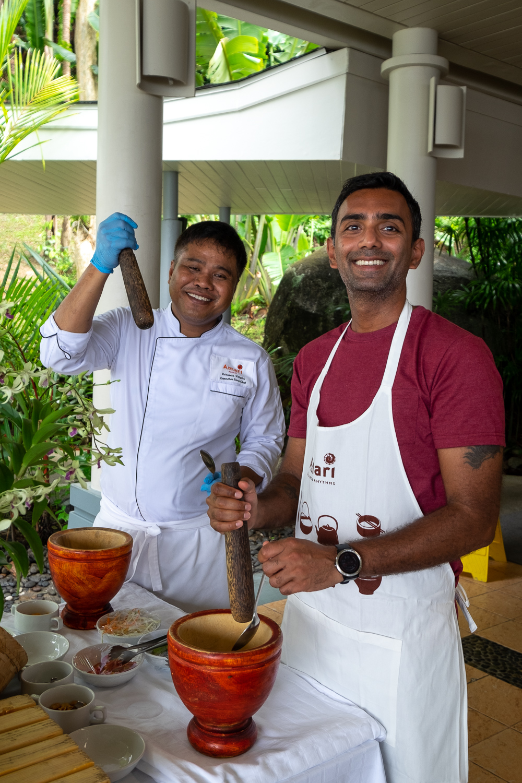 Thai Cooking class at Amari Phuket, Thailand | How To Spend 3 Amazing Days in Phuket by Mondomulia