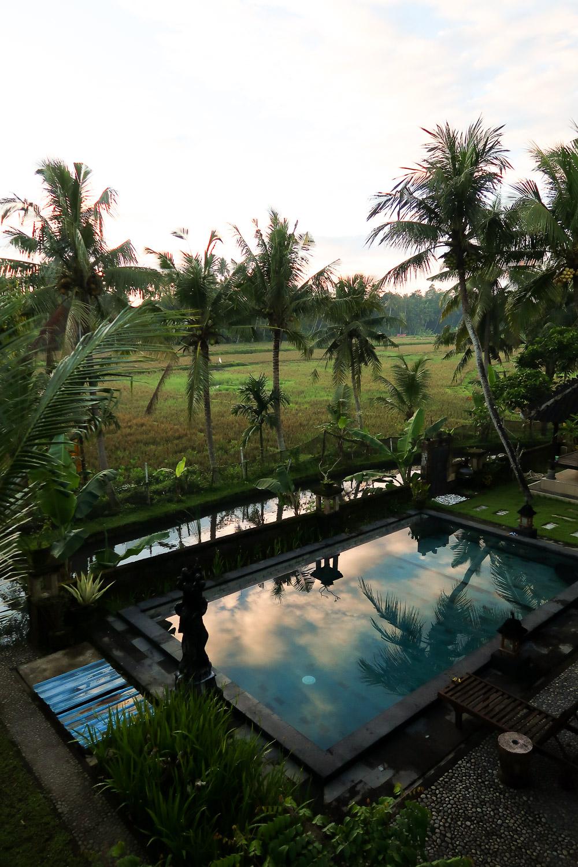 My villa in Ubud, Bali