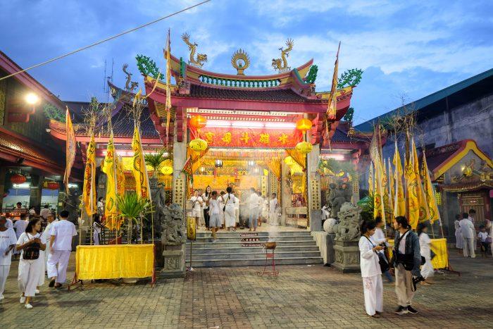 Jui Tui Shrine in Phuket old town, Thailand | How To Spend 3 Amazing Days in Phuket by Mondomulia