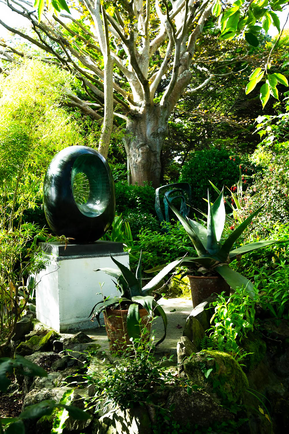 Barbara Hepworth museum in St Ives | A 5-day guide to beautiful Cornwall by Mondomulia