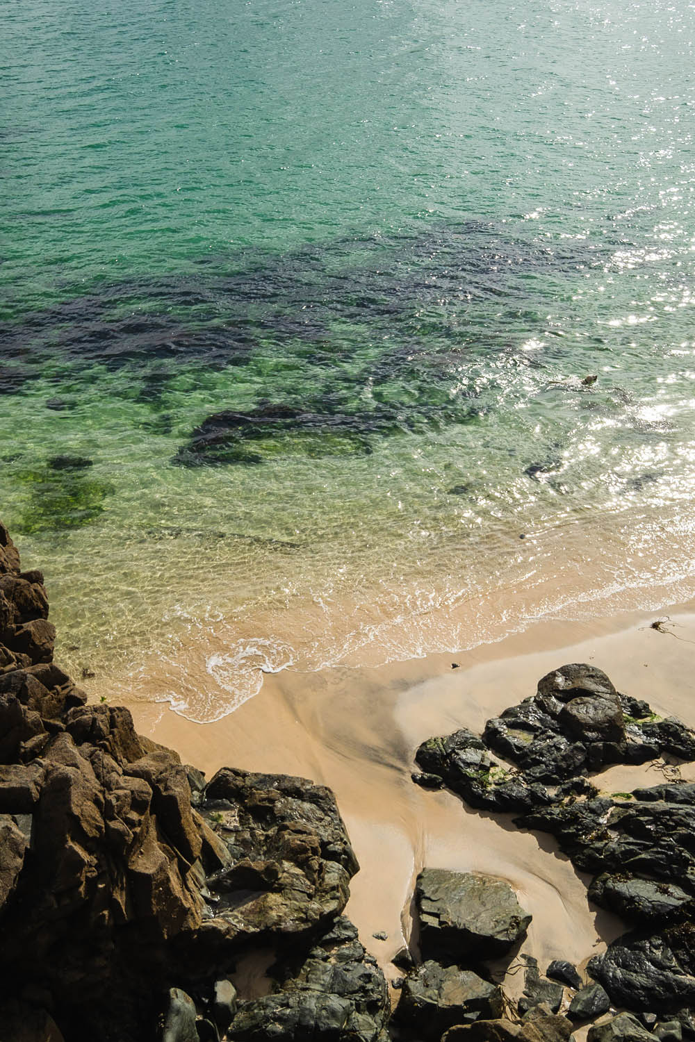 The beach of St Ives | A 5-day guide to beautiful Cornwall by Mondomulia
