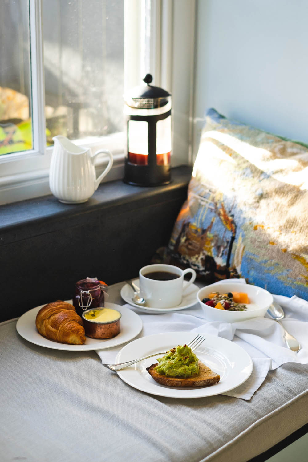 Breakfast at the Chapel House in Penzance | A 5-day guide to beautiful Cornwall by Mondomulia