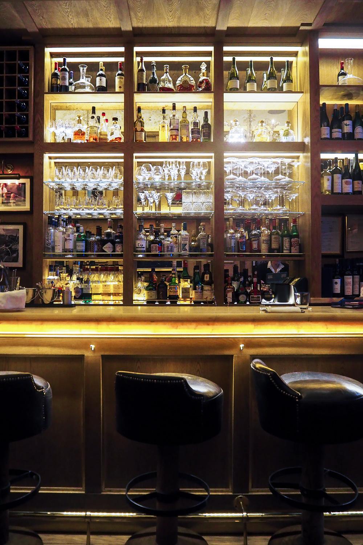 Chucs Dover street is a cosy spot for an Italian brunch in Mayfair, London | Mondomulia