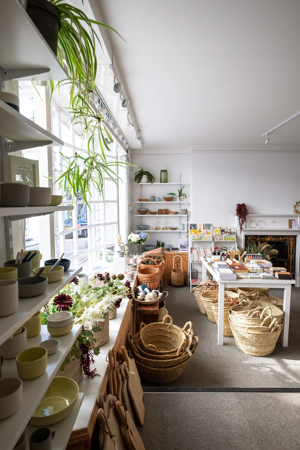 No. 56 homeware shop in Penzance | A 5-day guide to beautiful Cornwall by Mondomulia