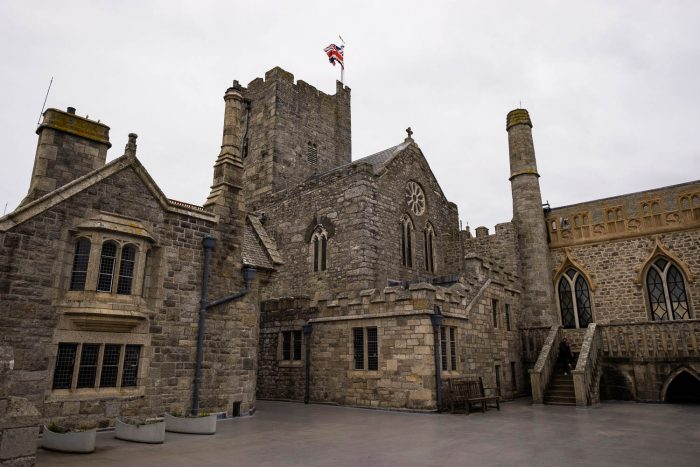 The castle at St Michael's Mount | A 5-day guide to beautiful Cornwall by Mondomulia