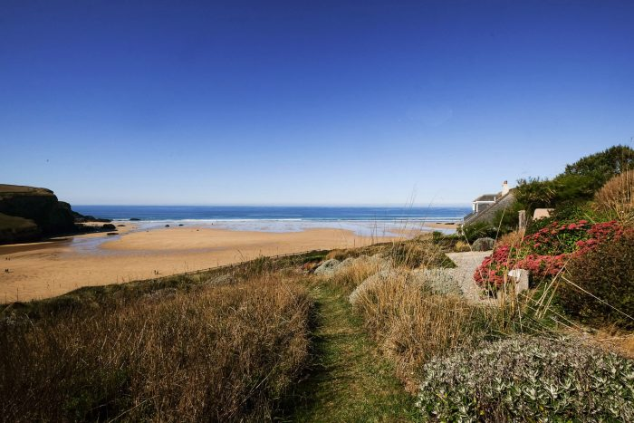 Mawgan Porth near Newquay in North Cornwall | A 5-day guide to beautiful Cornwall by Mondomulia