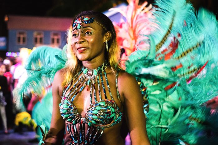 Carnival dancers in Barbados | A 5-Day Itinerary of What to See and Eat around Barbados
