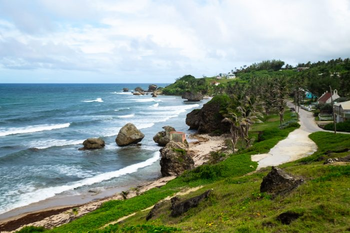 Bathsheba beach | A 5-Day Itinerary of What to See and Eat around Barbados