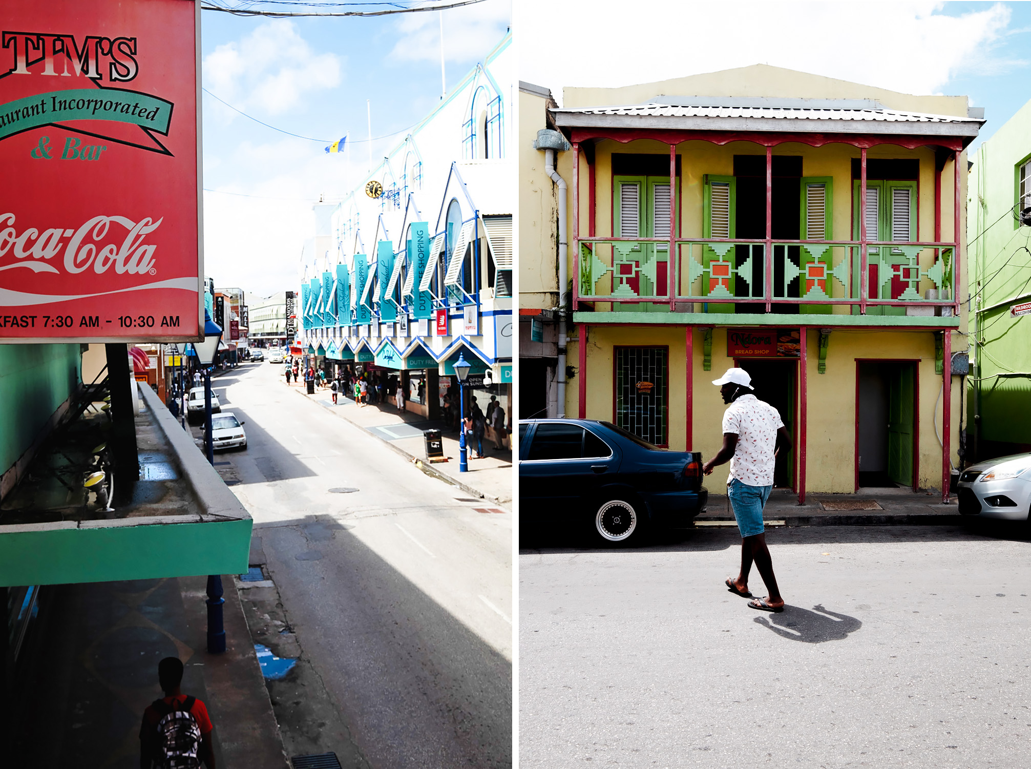 Bridgetown food tour with Lickrish Tours   A 5-Day Itinerary of What to See and Eat around Barbados
