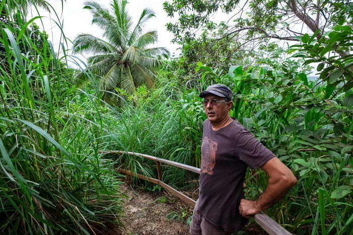 Mahmood Patel at Coco Hill Forest | A 5-Day Itinerary of What to See and Eat around Barbados