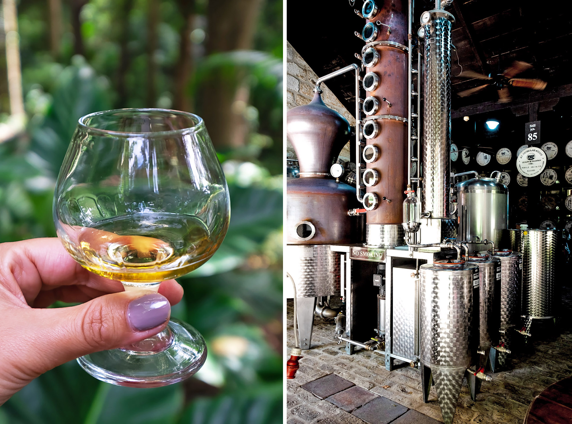 St Nicholas Abbey rum distillery | A 5-Day Itinerary of What to See and Eat around Barbados