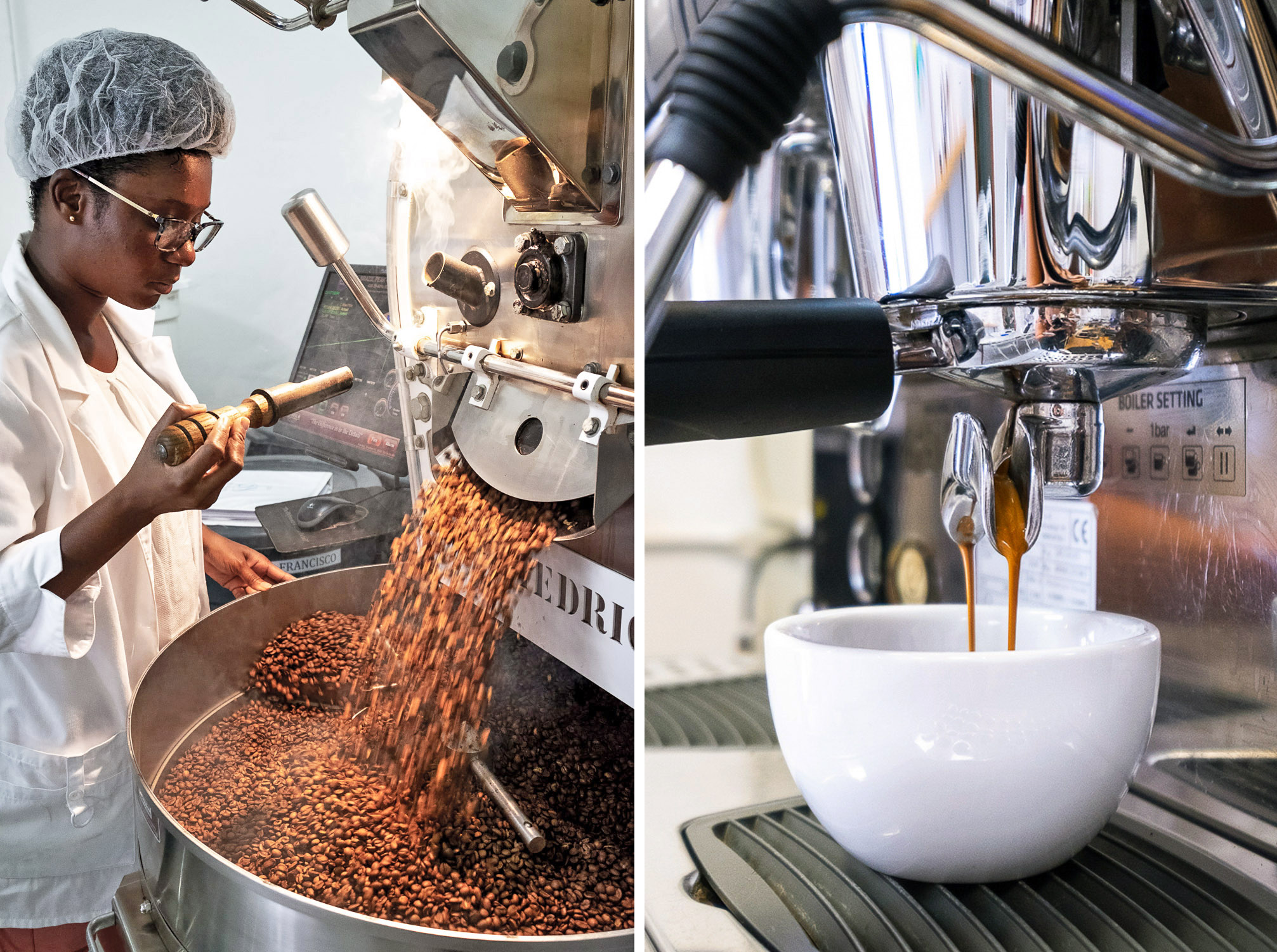 Wyndhams Coffee roastery in Christ Church     A 5-Day Itinerary of What to See and Eat around Barbados