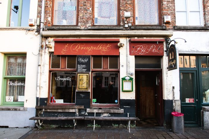 Dreupelkot has the biggest collection of genever spirits to taste | How To Spend a Long Weekend in Ghent, Belgium | Mondomulia
