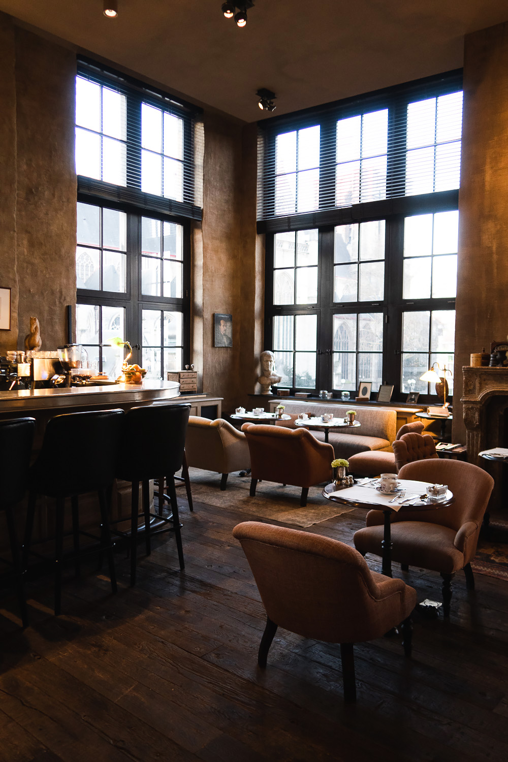 The Kitchen at 1898 The Post Hotel | How To Spend a Long Weekend in Ghent, Belgium | Mondomulia