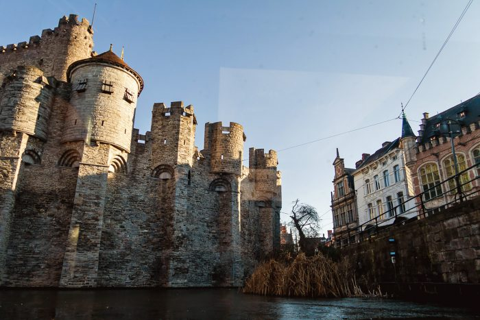 Castle of the Counts | How To Spend a Long Weekend in Ghent, Belgium | Mondomulia