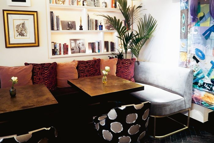 YOPO restaurant, The Mandrake Hotel, Fitzrovia London | Mondomulia