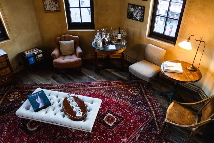 The Honesty Bar at 1898 The Post Hotel | How To Spend a Long Weekend in Ghent, Belgium | Mondomulia
