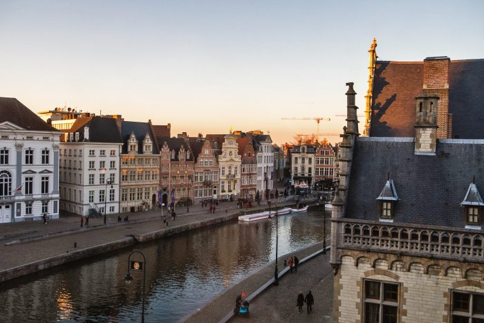 How To Spend a Long Weekend in Ghent, Belgium at 1898 The Post Hotel | Mondomulia