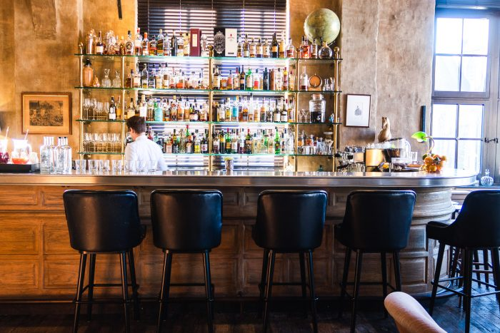 The Cobbler Bar at 1898 The Post Hotel | How To Spend a Long Weekend in Ghent, Belgium | Mondomulia