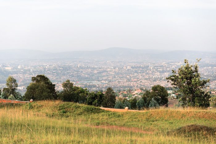 Kigali, the capital of Rwanda and a city of over one million people, is one of Africa's rising cities. The United Nations declared Kigali the most beautiful city in Africa and the third greenest city in the world!