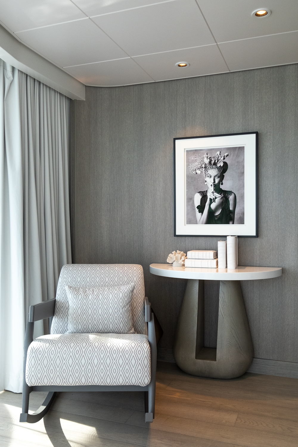 Suites designed by Kelly Hoppen, MBE | 12 reasons to choose Celebrity Edge for your next cruise | Mondomulia