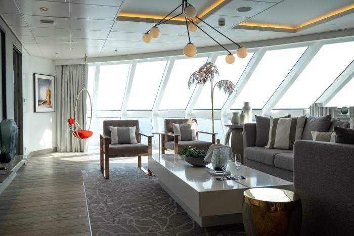 The Iconic Suite | 12 reasons to choose Celebrity Edge for your next cruise | Mondomulia