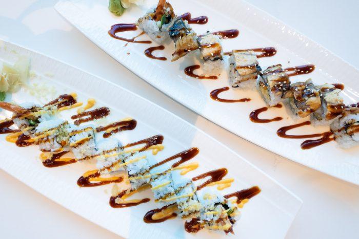 Raw on 5 Japanese restaurant | 12 reasons to choose Celebrity Edge for your next cruise | Mondomulia