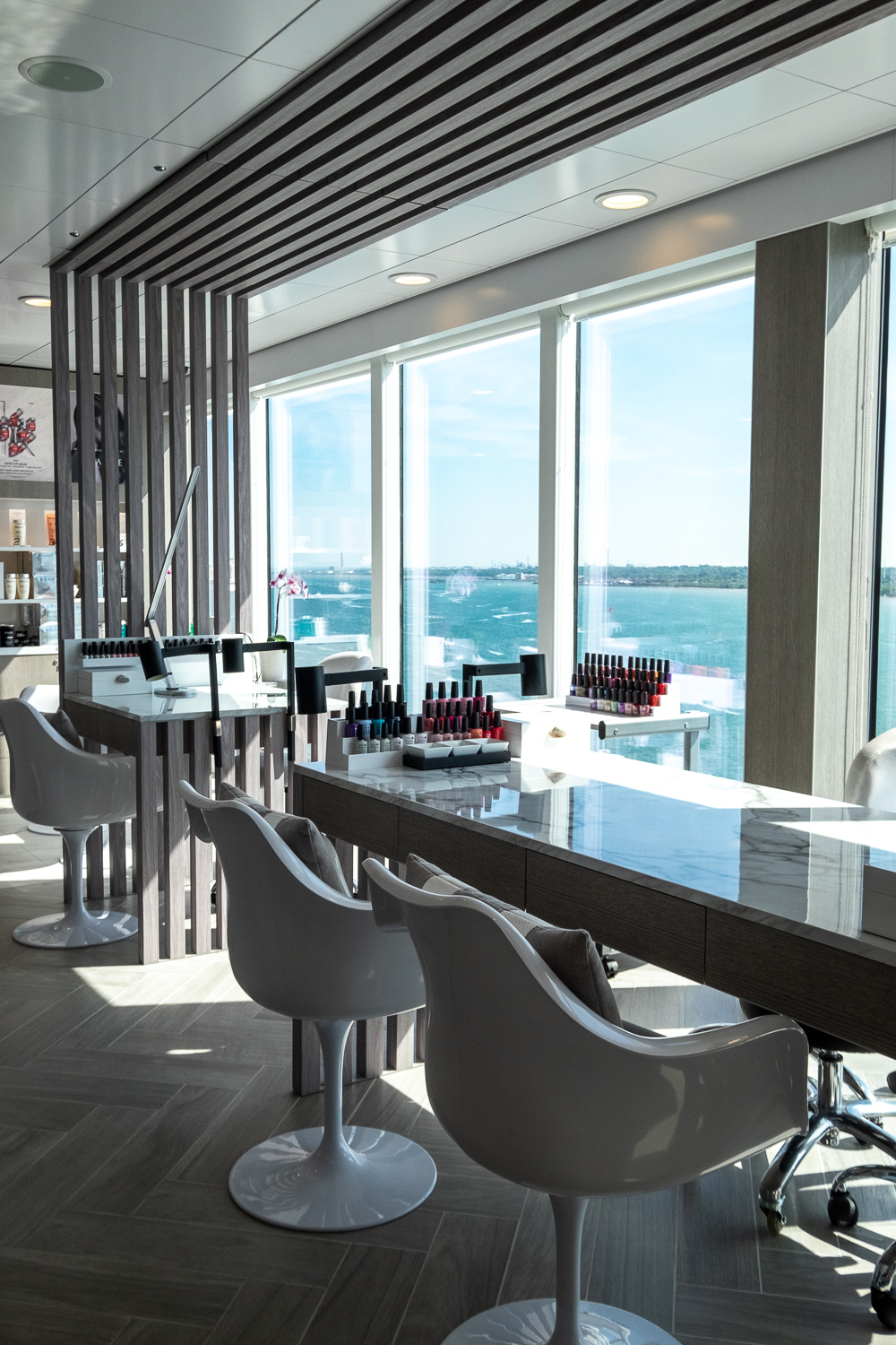 The Spa | 12 reasons to choose Celebrity Edge for your next cruise | Mondomulia