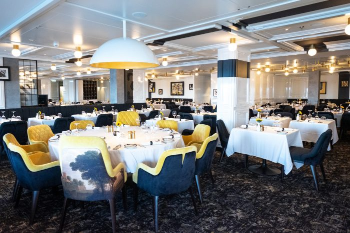 Tuscan restaurant | 12 reasons to choose Celebrity Edge for your next cruise | Mondomulia
