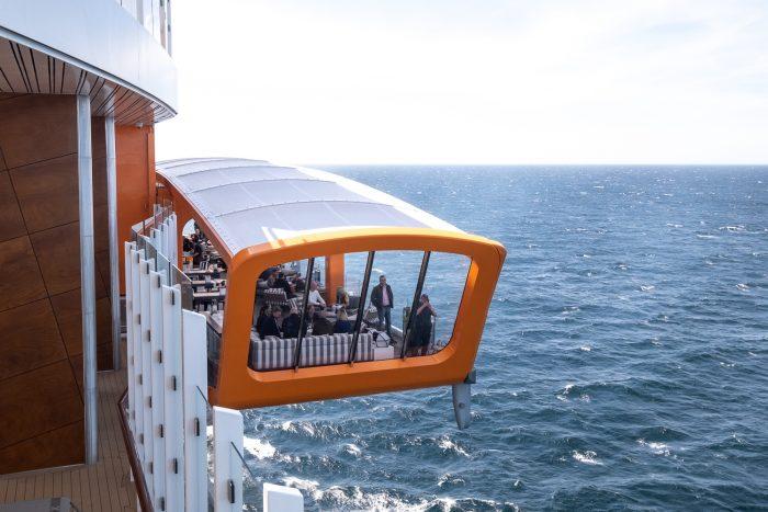 Magic Carpet | Travel: 12 reasons to choose Celebrity Edge for your next cruise | Mondomulia