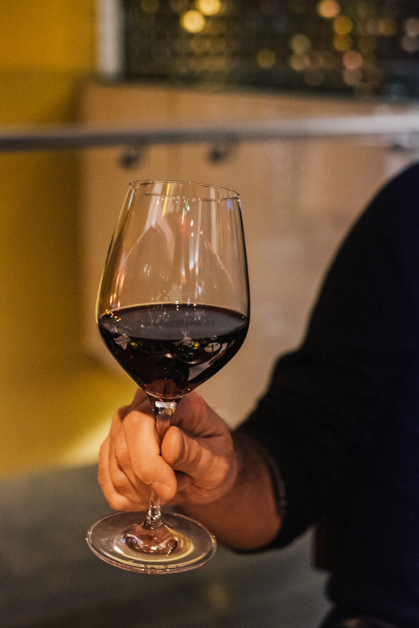 Klein Constantia Estate red wine from South Africa | Benares, a modern Indian food with a contemporary British twist in Mayfair London