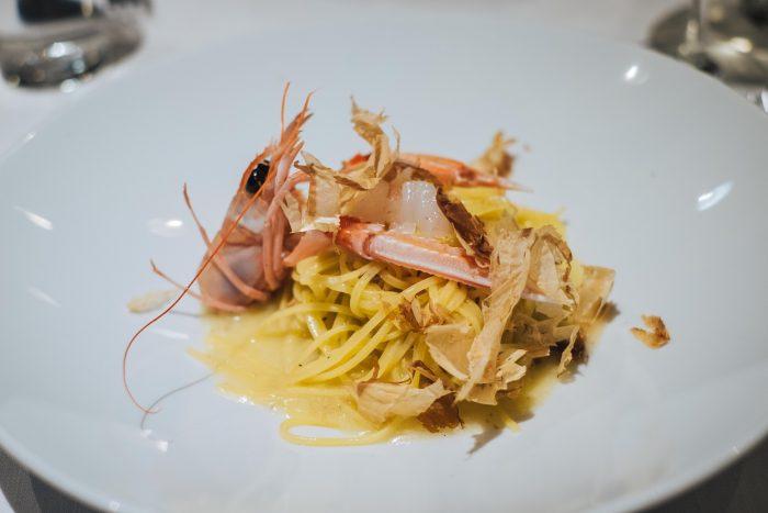 Fine dining at Dish restaurant in Ostuni   A 7-day Road Trip Through Puglia   Mondomulia